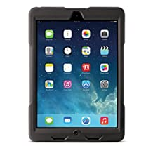 Kensington BlackBelt 1st Degree Rugged Case for iPad Air (Black)