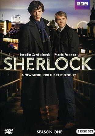 Amazoncom Sherlock Season 1 Benedict Cumberbatch Martin