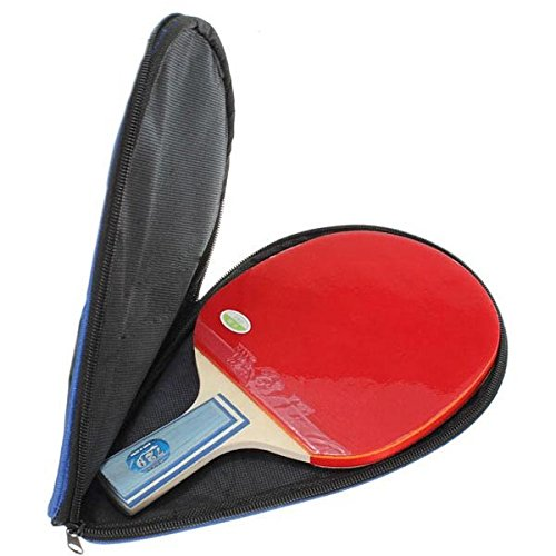 Waterproof Table Tennis Case Racket Paddle Ball Bag Case Buckdirect Worldwide Ltd.