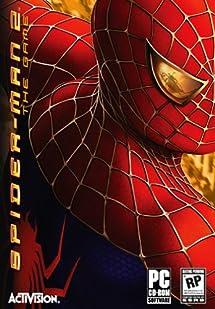 Spider-Man 2 game 2004 pc dvd-ის სურათის შედეგი