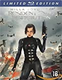 Resident Evil : Retribution [ 2012 ] Limited Edition Steelbook [ Blu-Ray ]