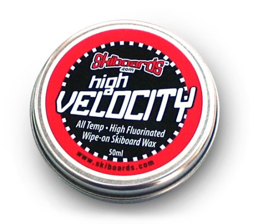Skiboards.com High Velocity All Temp Wipe on Wax