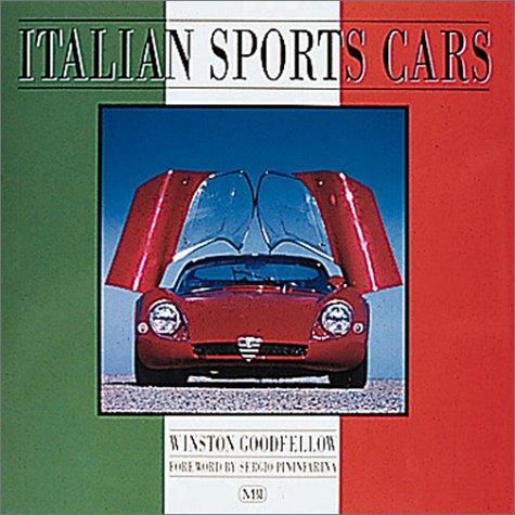 Read Online Italian Sports Cars ebook