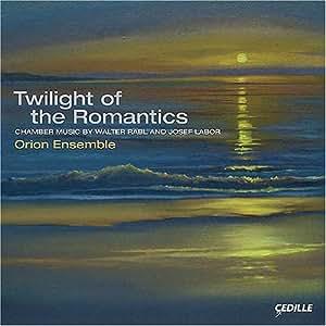 Twilight of the Romantics: Cha