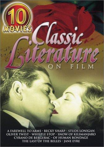 Literature Pack - Classic Literature on Film 10 Movie Pack