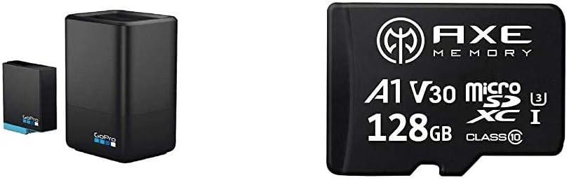 Gopro Dualladegerät Und Akku Für Hero8 Black Kamera