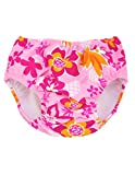 Tuga Girls Reusable Swim Diaper, Taffy, L