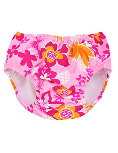 Tuga Girls Reusable Swim Diaper, Taffy, XL