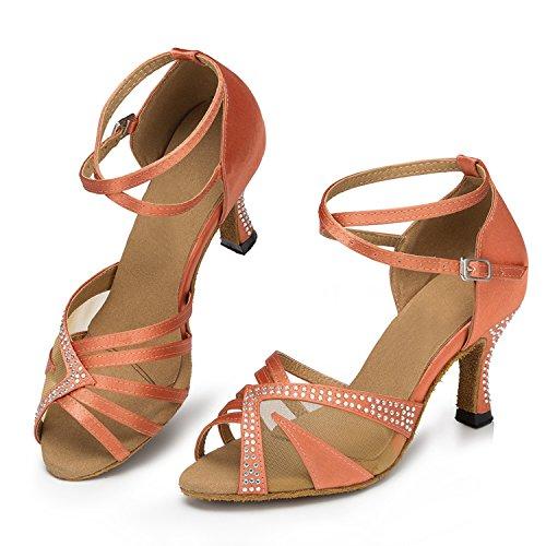Miyoopark , Salle de bal femme - orange - Orange-7.5cm heel, 35