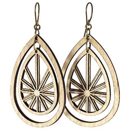 ENCHANTRESS | droplet shaped earrings