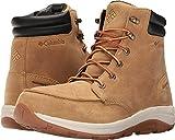 Columbia  Men's Bangor Boot Omni-Heat Curry/Rusty Athletic Shoe