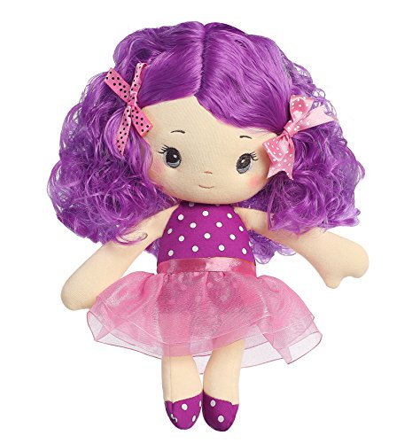 Aurora World Cutie Curls Violet -
