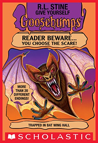 Ebook goosebumps give yourself