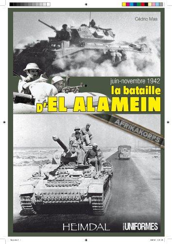 La Bataille d'El-Alamein (French Edition) by Cédric Mas