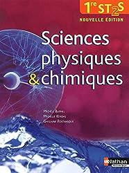 Sciences physiques & chimiques - 1re ST2S