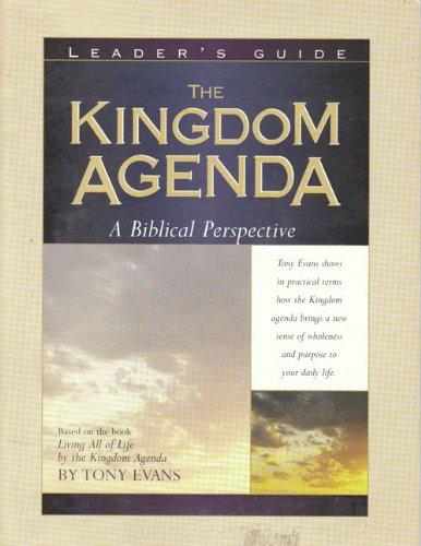 Biblical Perspective (The Kingdom Agenda) pdf epub