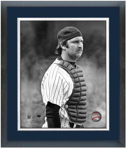 Thurman Munson New York Yankees MLB Action Photo (Size: 12.5