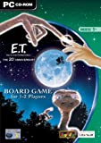 E.T. the Extra-Terrestrial the 20th Anniversary Board Game (PC CD) for 1-2 players ages 5 and up