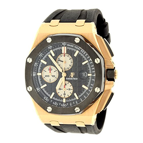 Audemars-Piguet-Royal-Oak-Black-Dial-Stainless-Steel-Mens-Watch-15400STOO1220ST01