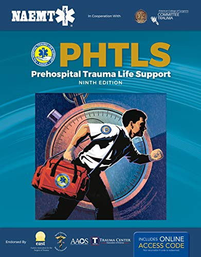 PHTLS 9e: Print PHTLS Textbook with Digital Access to Course Manual eBook ()