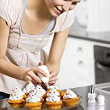 Shappy Plastic Standard Couplers Cake Decorating