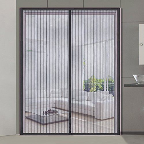 Magnetic Screen Doors Velcro MAGZO