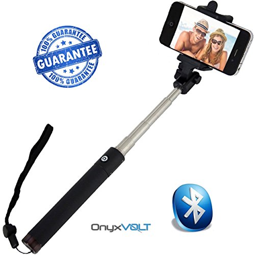 the selfie stick selfie stick bluetooth for iphone 7 iphone 7 plus iphone 6s ebay. Black Bedroom Furniture Sets. Home Design Ideas
