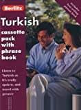 Berlitz Turkish (Berlitz Cassette Packs) (Turkish Edition)