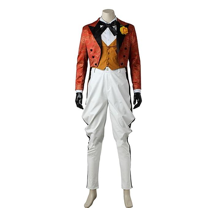 Amazon.com: Adulto Jerome Valeska Cosplay disfraz de Joker ...