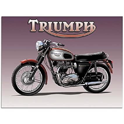 triumph motorsykler
