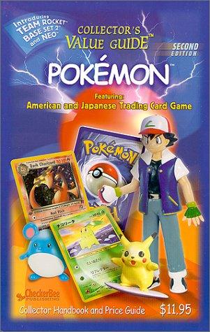 Books : Collector's Value Guide: Pokemon Second edition
