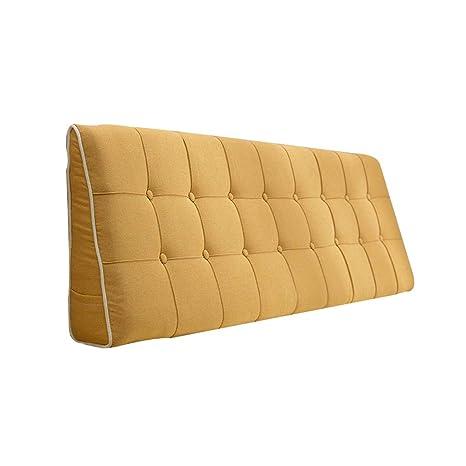 Amazon.com: YXLKZ - Cojín para el reposacabezas de la cama ...