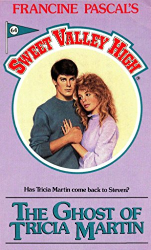 Amazon The Ghost Of Tricia Martin Sweet Valley High Book 64