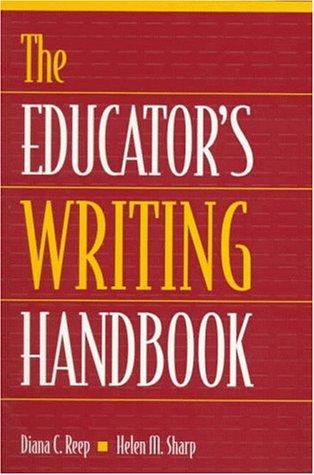 The Educator's Writing Handbook