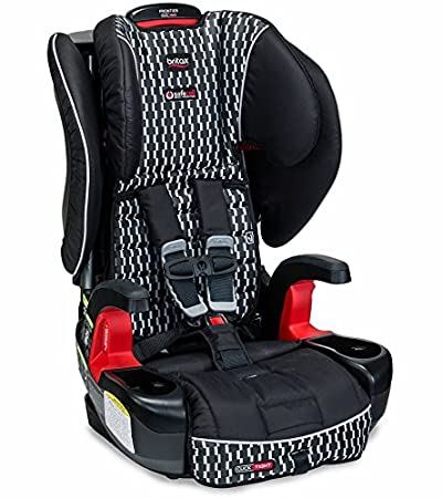 Britax Frontier Clicktight Booster Car Seat Groove