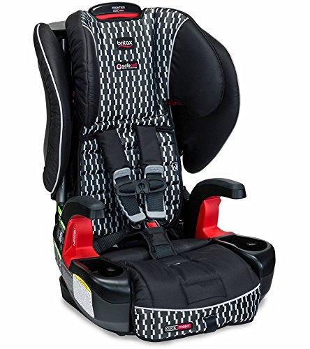 Britax Frontier ClickTight Booster Car Seat, Groove