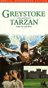 Greystoke: The Legend of Tarzan, Lord of the Apes USA VHS