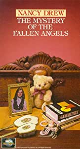 Nancy Drew: The Mystery of the Fallen Angels [VHS]