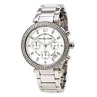 MICHAEL KORS PARKER Ladies Chrono Watch MK5353 New Box And Warranty