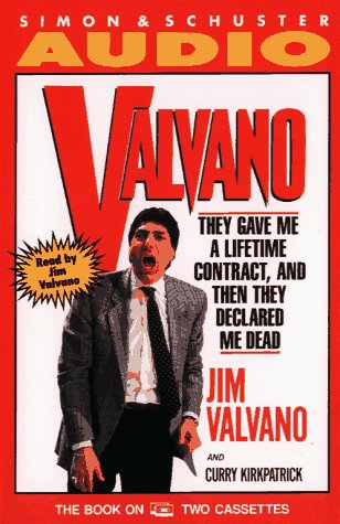 Valvano They Gave Me a Lifetime Contract and They Declared Me Dead