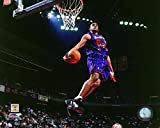 Vince Carter Toronto Raptors NBA Action Photo (Size: 8'' x 10'')