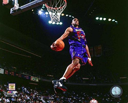 Vince Carter Toronto Raptors NBA Action Photo (Size: 8'' x 10'') by NBA