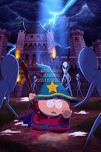 """Price comparison product image CGC Huge Poster - South Park Stick of Truth Cartmen PS3 XBOX 360- EXT320 (16"""" x 24"""" (41cm x 61cm))"""