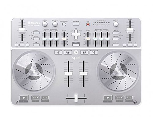 dj controller vestax - 8