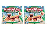 Kracie Popin Cookin Tanoshii Hamburger DIY Candy
