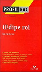 Profil d'une oeuvre : Oedipe roi, Sophocle