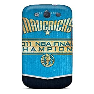 APR8481Cerk Richardcustom2008 Dallas Mavericks Durable Galaxy S3 Tpu Flexible Soft Cases
