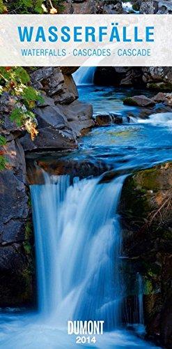Wasserfälle - Long Size Kalender 2014