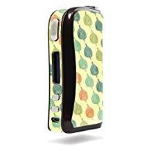 MightySkins Protective Vinyl Skin Decal for YiHi SX Mini Q Class Kit wrap cover sticker skins Maze Leaves