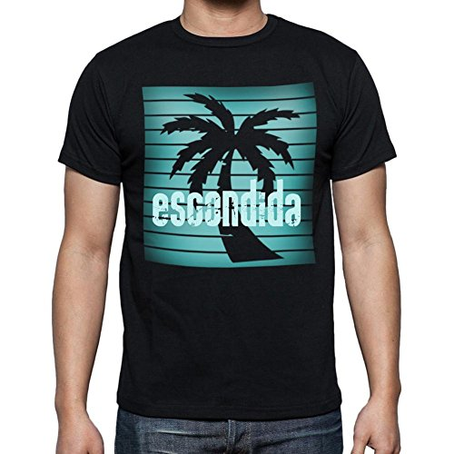 escondida-beach-holidays-in-escondida-beach-t-shirts-mens-short-sleeve-rounded-neck-t-shirt